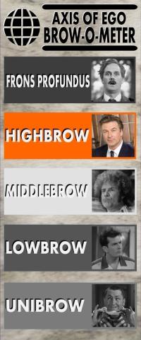 Condition: HIGHBROW