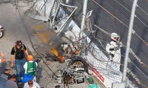 NASCARCrashDaytona2013
