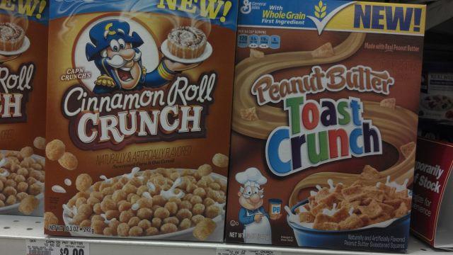CerealWar