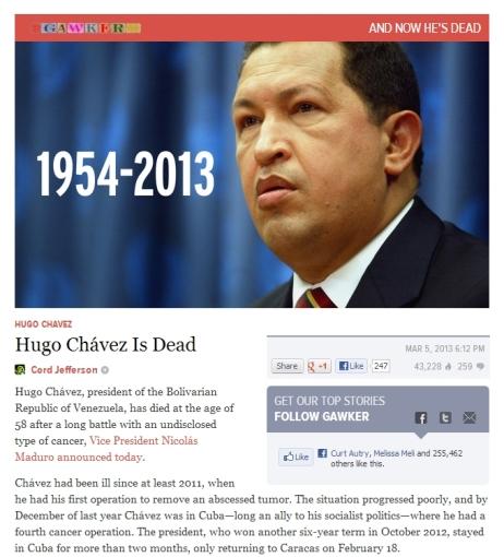 HugoChavezGawker