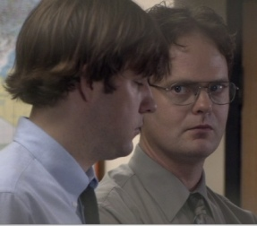 TheOfficeJimAndDwight
