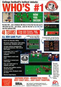 Note the lack of license and the inclusion of only 24 current and 24 all-time teams.  Sidebar: This game was GREAT.
