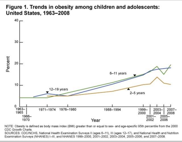 ObesityChildhood