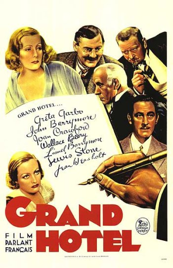 Untimely Movie Review Grand Hotel The Axis Of Ego