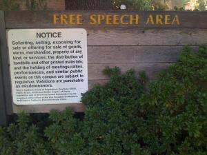 "A ""Free Speech"" Misconception"