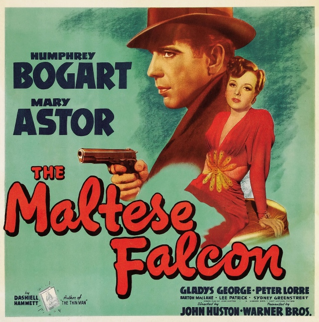 Untimely Movie Review: The Maltese Falcon