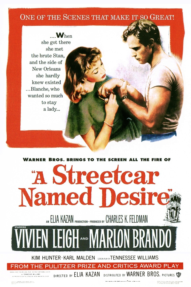 Untimely Movie Review: A Streetcar Named Desire