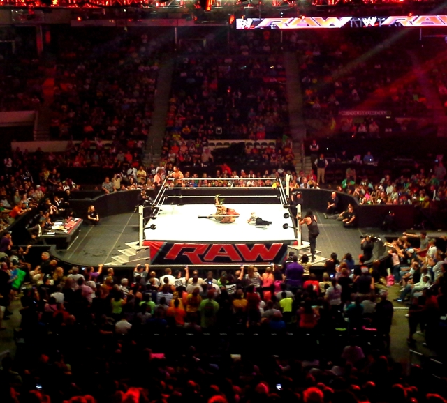 RAW in Richmond