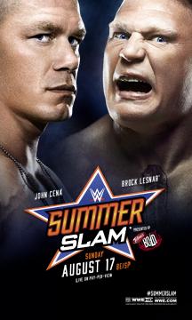 SummerSlam2014Poster
